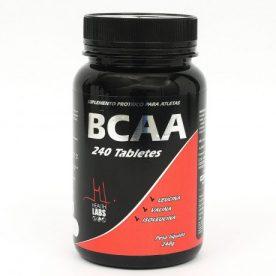 SUPLEMENTO BCAA HEALTH LABS 240 TABLETES