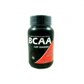 SUPLEMENTO BCAA HEALTH LABS 120 TABLETES