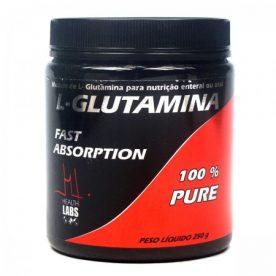 L-GLUTAMINA HEALTH LABS 250 g