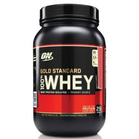 GOLD STANDARD WHEY PROTEIN ISOLATE