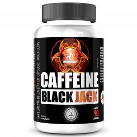 CAFFEINE BLACK JACK 90 cap MID WAY-  Produto indisponível no estoque.