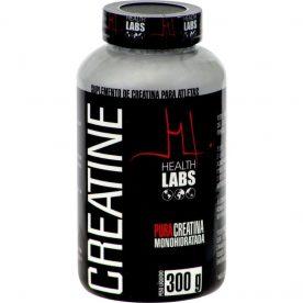 CREATINE  300 g HEALTH LABS- Produto indisponível no estoque.